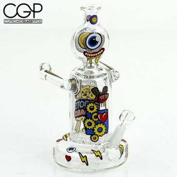 Jerome Baker Designs (JBD) - 'Robot Dabs' Robot Concentrate Rig