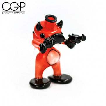 Ryno Red Devil Ducky Concentrate Rig
