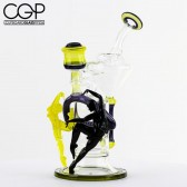 Steve Sizelove x Earl Jr - Cosmic Dance Concentrate Rig