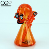 AKM - Jammer Skull Concentrate Rig - 10mm