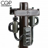 B.M.F.T. - Power Station 'City Series 2' Woodgrain Concentrate Rig