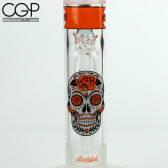 Illadelph - Alfeñique Calavera Limited Edition Waterpipe #50