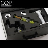 Illadelph - Space Monkey Mini-Coil Glycerin Chamber Concentrate Rig - Limited Release #5/99
