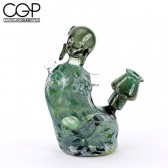 Kind Glass - Nubian Princess Full Torso Concentrate Rig