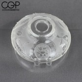 Liberty Glass - Frosted Dish