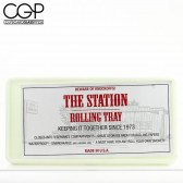 'The Station' 3-Compartment Rolling Tray