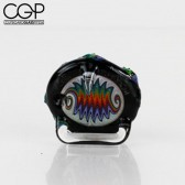 Salt Glass x Eusheen - Creature Belt Buckle Hand Pipe