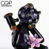 Shurlok Holm - Heady Teddy Concentrate Rig 10mm