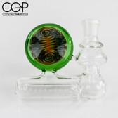Slick - Inline Ashcatcher Multi-Colored