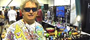 Artist Insights: Chameleon Glass Video