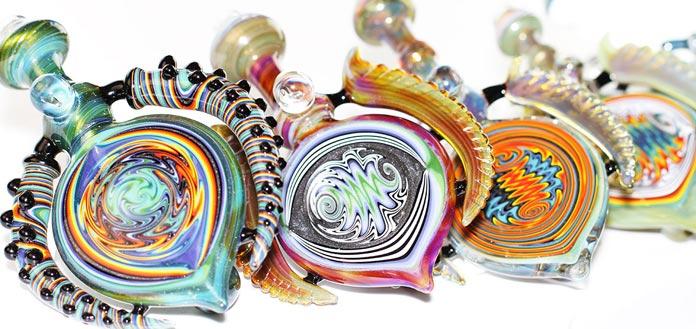 Tomahawks by Slick Glass