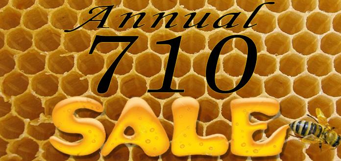 710 Sale 2018
